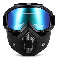 Nuovo!!! Vendita calda Del Motociclo Casco Casco di Guida Off-road Attrezzature Da Sci Lenti Outdoor Occhiali Da Moto Maschera di Alta-end Occhiali Maschera di Protezione