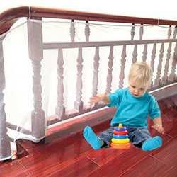 3 м утолщенной безопасный Железнодорожный 10ft L X 3ft H открытый балкон и лестница палубе перила безопасности чистая жемчужина Цвет перила