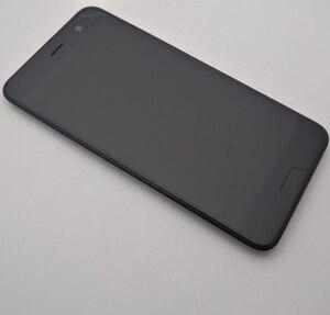 """Image 5 - מקורי עבור 5.2 """"HTC U לשחק LCD תצוגה + מסך מגע Digitizer עצרת עבור HTC U לשחק תצוגה עם מסגרת + לחצן בית + כלים"""