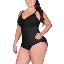 Ieva Eieou Women Body Shaper Waist Cincher Slimming Zipper Full Tummy Control Bodysuits Ladies Shapewear