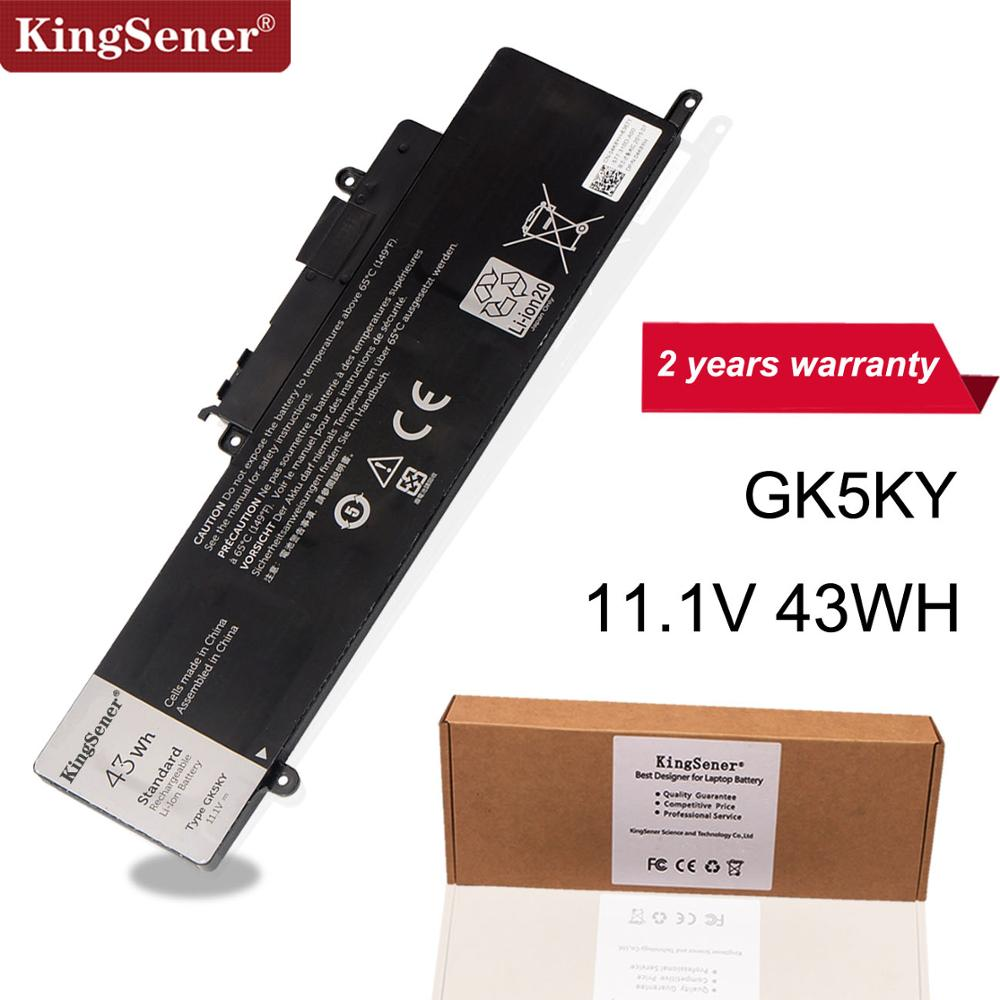 KingSener Novo GK5KY Bateria Do Portátil Para DELL Inspiron 13