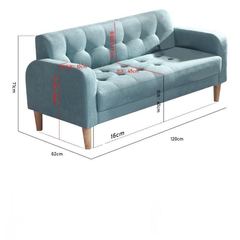 Copridivano Futon Sillon Meuble Maison Mobili Per La Casa Meble Do Salonu Set Living Room Furniture Mueble De Sala Mobilya Sofa in Living Room Sofas from Furniture