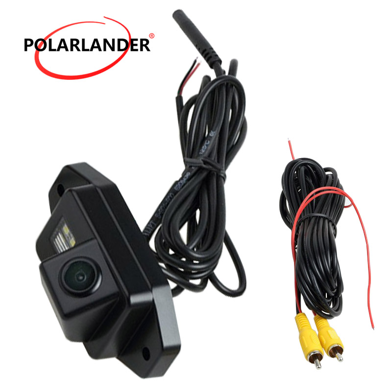 Car Styling Car Rear View Backup Camera For Toyota Land Cruiser 120 Series/Prado 2002-2009 CCD Car Parking Camera