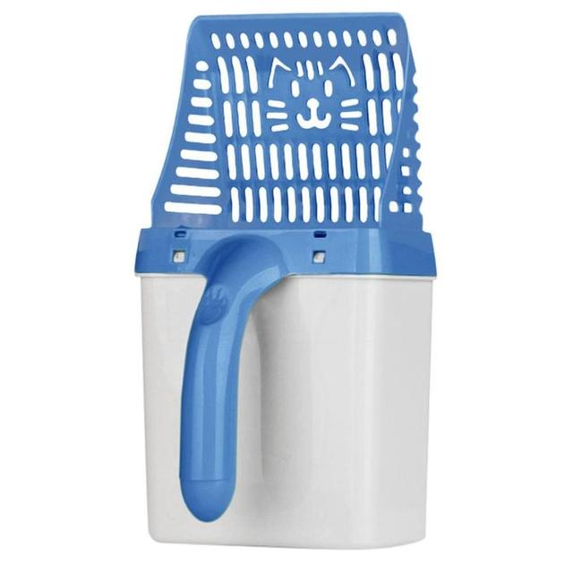 Litter Shovel Scoop Sift Pet / Cat Sand Cleaning Products