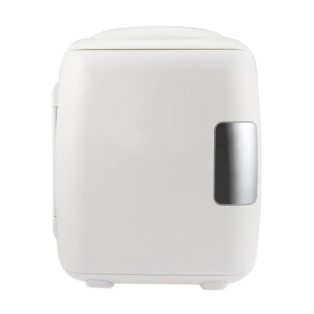 KEMIN Mini холодильник для тс 9L двойной портативный холодильник домашний Автомобиль 220 в 12 в морозильник охлаждение согревающий низкий уровень ...
