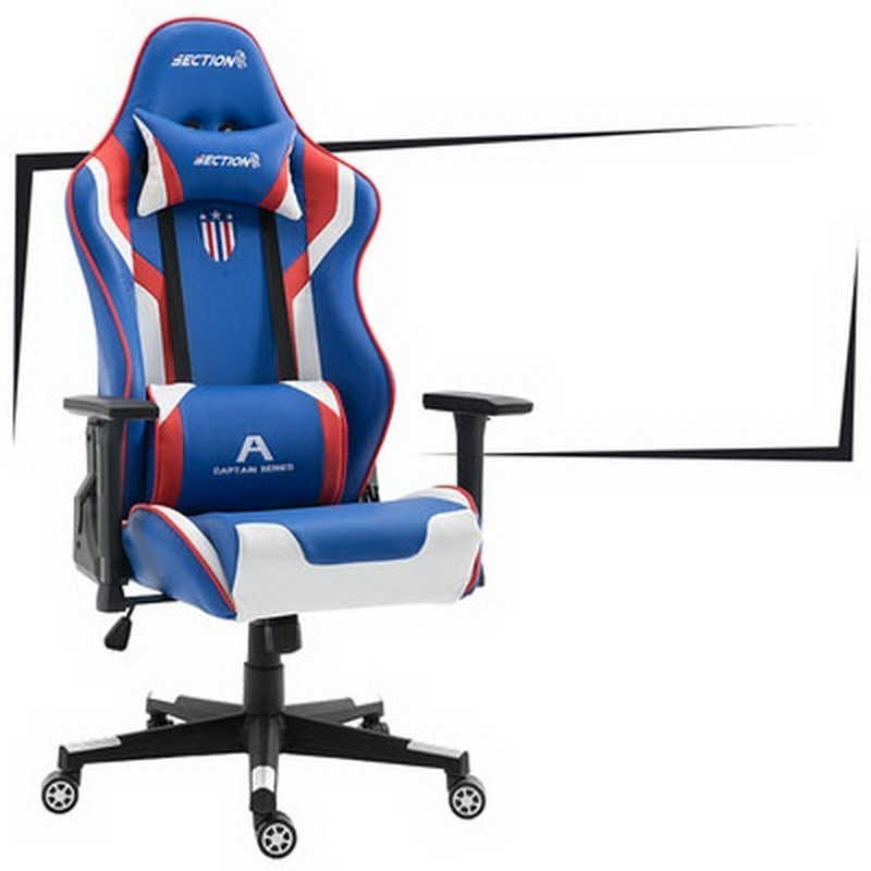 gaming Computer game adjustable height rotating armchair home leather office modern designe chairs chair цена