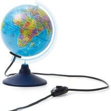 Глобус Земли Globen, политический,с подсветкой, 150мм.