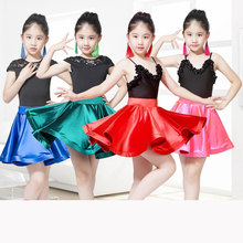 Детские костюмы для латинских танцев Танцы юбки, тренировочная одежда, платье на петельках для девочек, латиноамериканские танцы», карнавальные костюмы, детские маскарадные костюмы конкурс латиноамериканских танцев платья