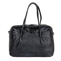 Топ кожаная Женская дорожная сумка для переноски багажа сумки на плечо женская спортивная для путешествия большая сумка на выходные винтаж