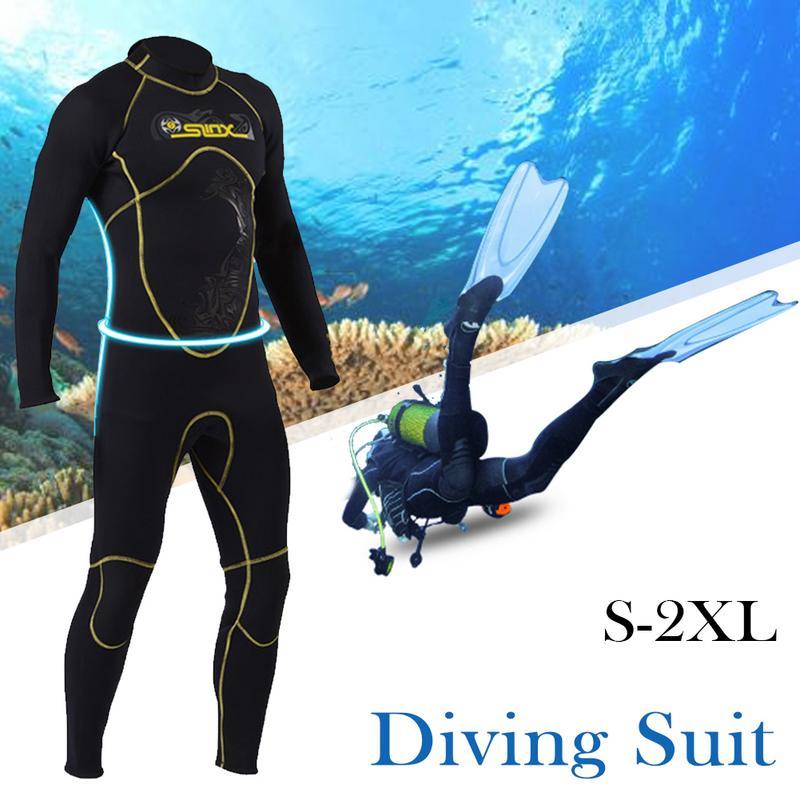 Slinx 1101 3 MM néoprène chaud résistant à l'usure haute élasticité plongée sous-marine combinaison natation surf combinaison humide équipement de maillot de bain