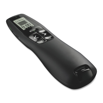 R800 2.4Ghz Mini USB Wireless Presenter PPT Remote Control with Green Laser LED Display Pointer for Powerpoint Presentation