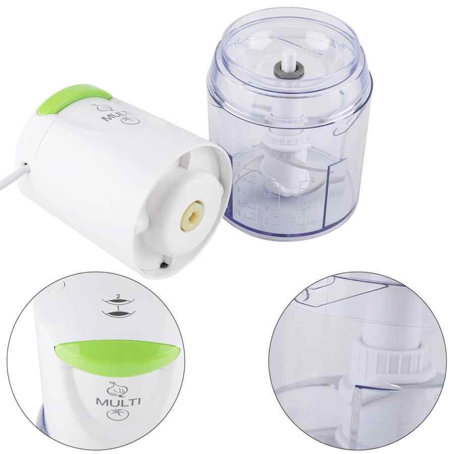 Novo Processador de Alimentos Multifuncional Moedor de Carne Processador de Alimentos Elétrico & Juice Blender & Milkshake Maker (Plug UE) cozinhar alimentos