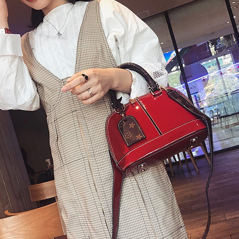 Version 4 Sac Coquille Épaule De Sauvage 6 La 5 2 À Nouvelle Mode Simple Main Coréenne Mini 1 3 Messager ZqdWg