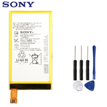 Sony Original Replacement Phone Battery For SONY Xperia Z3 Compact Z3 mini C4 M55W D5833 SO-02G Z3MINI Authenic Battery 2600mAh original sony z3 tablet battery for sony xperia z3 tablet lis1569erpc 4500mah