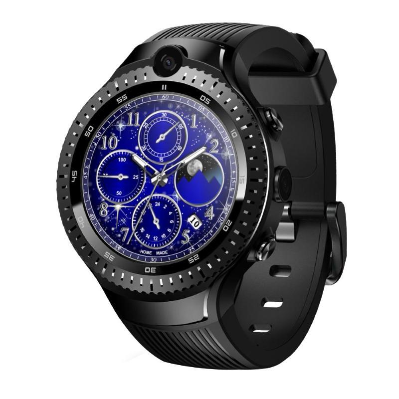 Zeblaze Dual 4G LTE Video Call 5.0+5.0MP Dual Camera GPS/GLONASS 1GB+16GB Smart Watch Dia Answer Phone WiFi