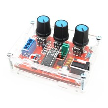 XR2206 Signal Function Generator Synthesizer dds Frequency Pwm Pulse  Generator Sine Gerador de Sinal Adjustable Module DIY