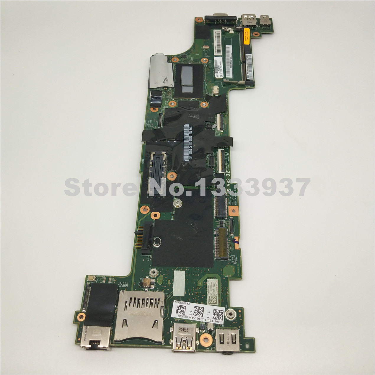 04x5158 Mainboard Für Lenovo Thinkpad X240 Laptop Motherboard Mit I5-4200u Reich Und PräChtig