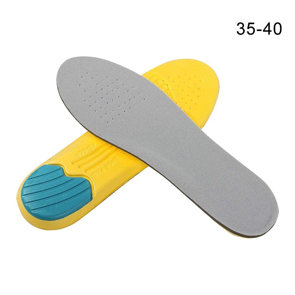 1 Paar Einlegesohle Pad Memory Foam Männer Frauen Einlegesohlen Outdoor Desodorieren Atmungs Können Geschnitten Werden Wiederverwendbare Bergsteigen Fuß Pflege Elegant Im Stil
