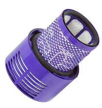 Washable Big Filter Unit For Dyson V10 Sv12 Cyclone Animal Absolute Total Clean Cordless Vacuum Cleaner, Replace