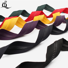 wholesale 5# 40-100cm 1pcs mix resin Coil Beautiful Zippers for DIY bag etc Tailor Sewer Craft Retail handmake sewing tools,82