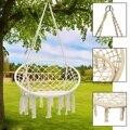 Estilo nórdico hamaca muebles Silla de oscilación para de interior al aire libre hamaca para jardín dormitorio adulto niño silla colgante
