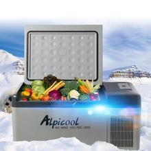 Портативный 20L 12 В/24 В холодильники мини-холодильник для автомобиля-20 градусов Multi-function Compressor Home Cooler Freezer