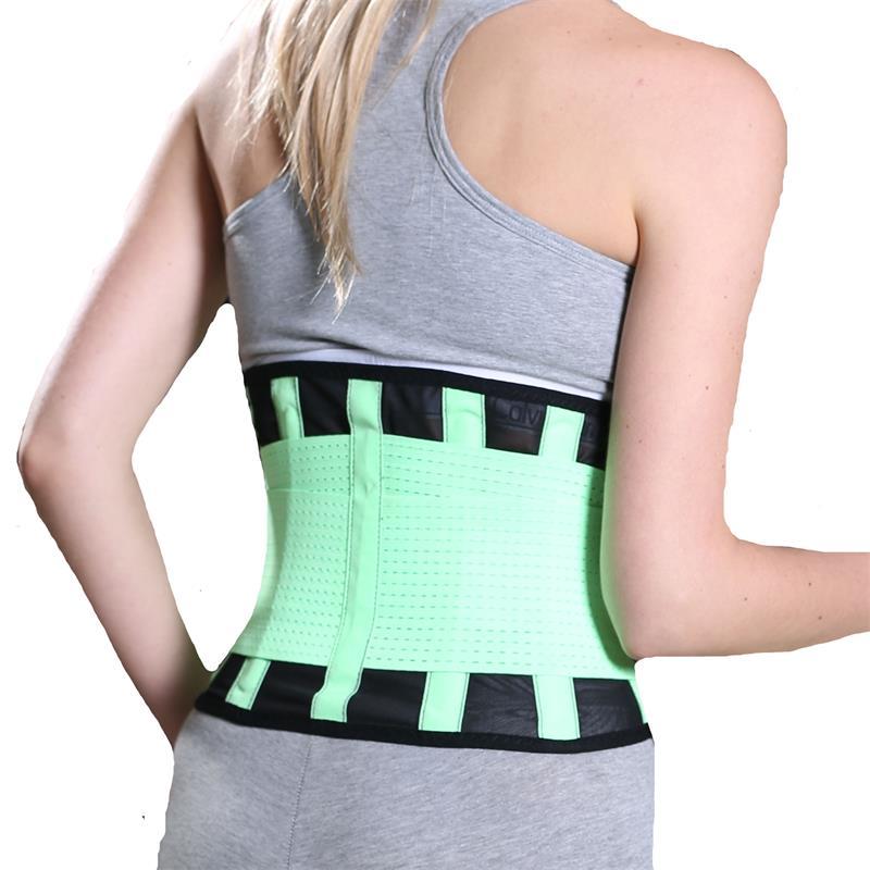 Waist Belts Women Posture Brace Men Lower Back Support Lumbar Corset Elastic Kyphosis Correction Orthopedic Multisizes Belt Y456