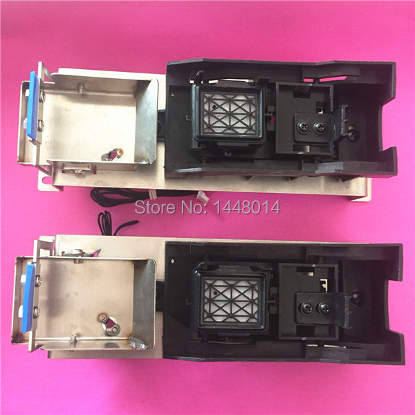 Eco solvent printer DX5 DX7 cap top assembly printhead clean unit for Galaxy Yinhe UD Lecai