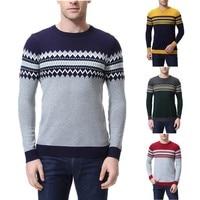 Autumn new men's turtleneck knitting sweater Y234