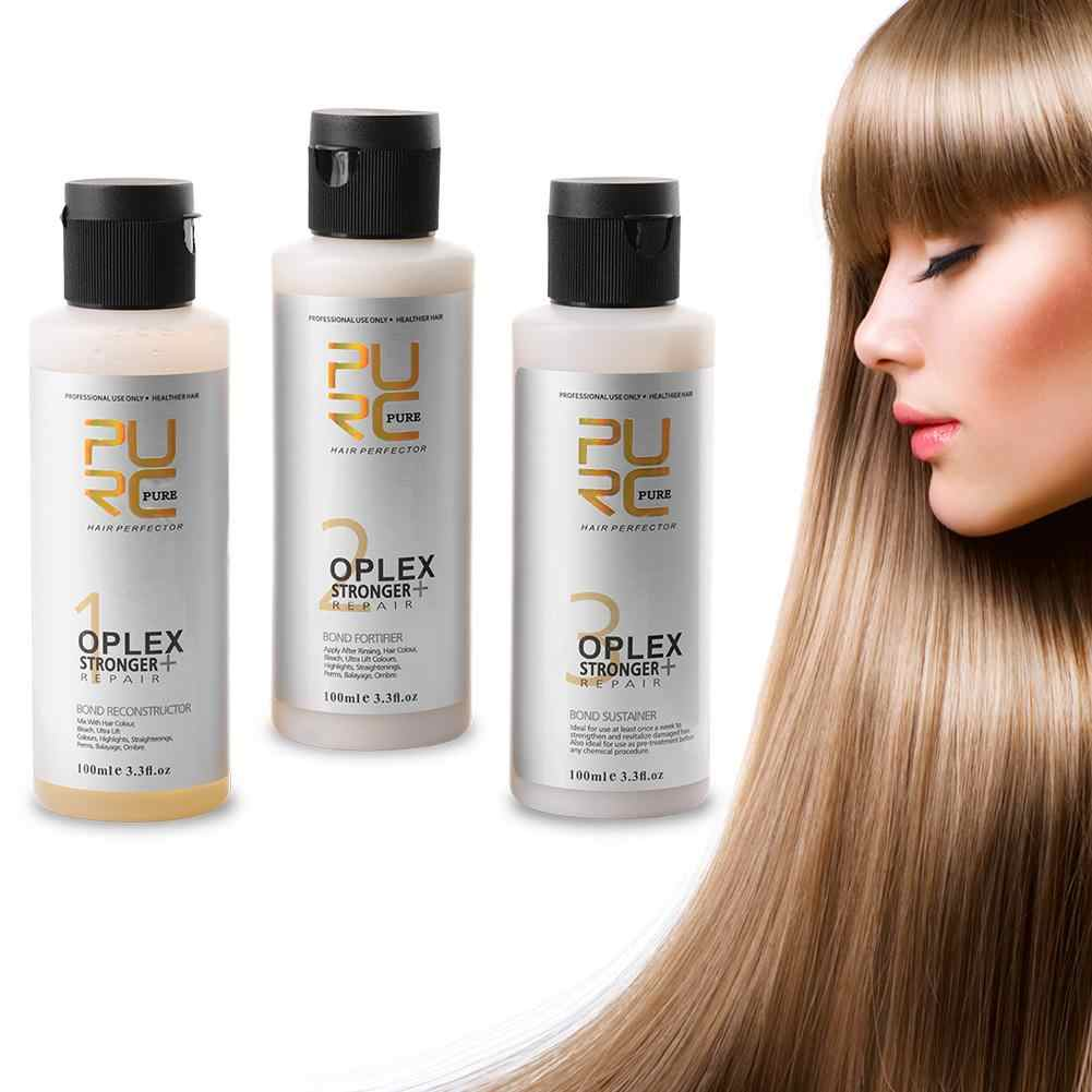 Oplex Zero Damage Hair Care Products Before Dyeing Perming