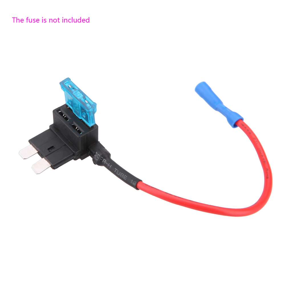 Add-A-Circuit Fuse Piggy-Back Standard Blade Fuse Holder Ato Atc For Volvo