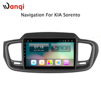 10.1 inch Android 8.1 Car multimedia GPS for KIA sorento 2015 2016 audio radio stereo navigation with bluetooth wifi