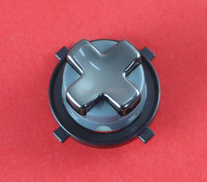 Image 2 - Chrome Silver Grey With Black Base Transforming DPAD D Pad Button For XBOX 360 Controller