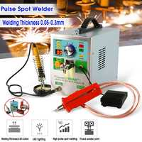 SUNKKO Spot Welder S709AD Battery Pack Spot Welder Lithium ion Battery Pulse Welder Welding Soldering Machine 1.9KW EU220V