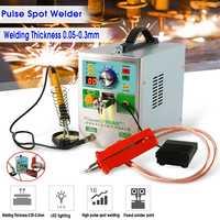 SUNKKO Spot Welder S709AD Battery Pack Spot Welder Lithium ion Battery Pulse Welder Welding Soldering Machine 1.9KW EU220V