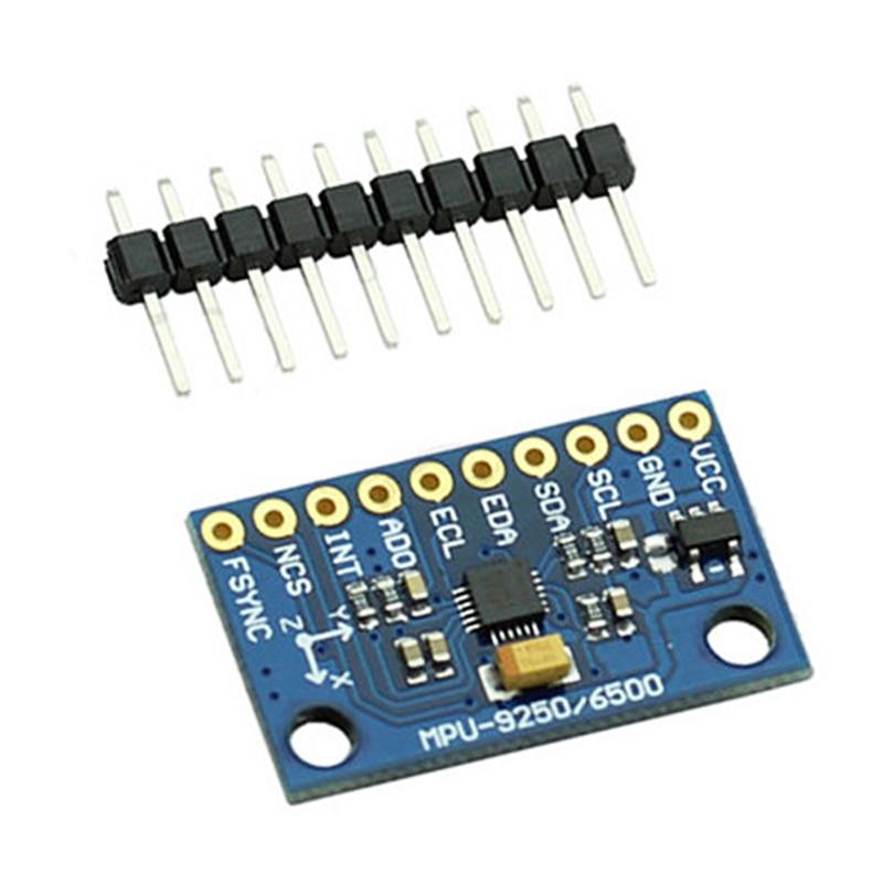 SPI/IIC MPU-9250 9 Magnetometer Sensor Module 15mm*25mm