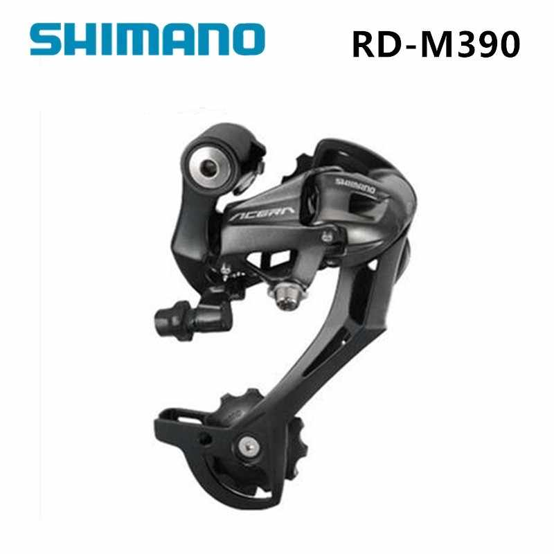 Shimano ACERA RD M390 задний переключатель 3x9 s 27 s MTB велосипеды Mountain велопереключатель скоростей части