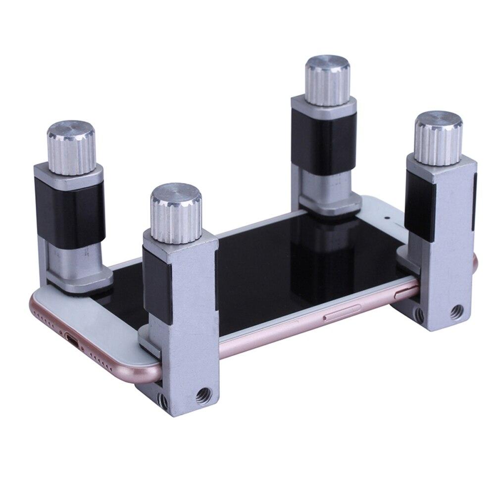 Image 2 - Fashion 8Pcs/лот Регулируемый зажим для крепления ЖК экрана зажим для Iphone Ipad samsung телефон ремонтный набор инструментов-in Крепления from Товары для дома