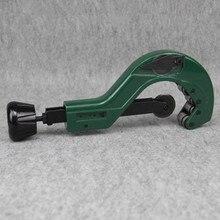 6-64 мм тяжелые быстросъемные алюминиевые водопроводные пластиковые трубки PipeCutter зеленые ручные режущие инструменты Встроенная Трубная развертка