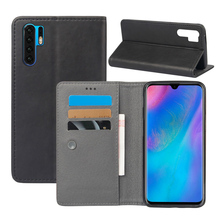 CASEWIN For Huawei P30 Pro Case Wallet Vintage PU Leather Slim Magnetic Flip Stand Cover with Card Slots
