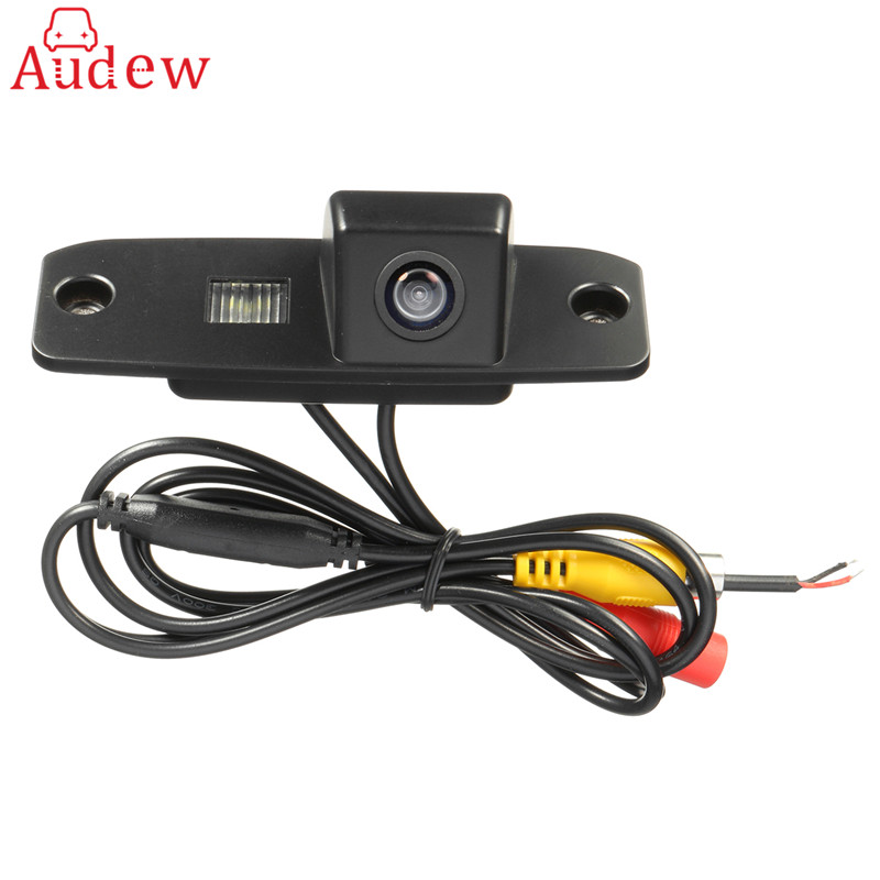 CCD Car Rear View Camera Backup Reverse Parking Cameras For Hyundai/Elantra/Accent/Veracruz/ix55/Tucson/Sonata