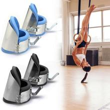 Inverted Shoes Upside Down Anti-Gravity Crossfit Fitness Training Gym Equipment Ankle Chin Gravity Boots Therapy