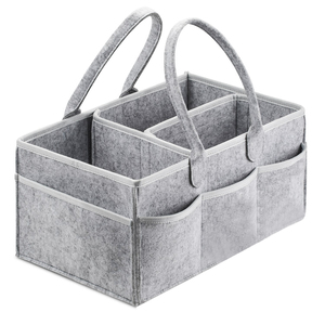 Image 1 - Baby Diaper Caddy Organizer Portable Holder Bag for Changing Table and Car, Nursery Essentials Storage bins