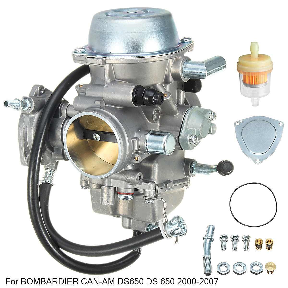 Carburateur Carb de remplacement pour BOMBARDIER can-am DS650 DS 650 2000-2007