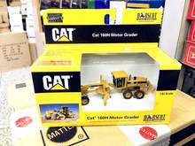 Norscot HO 1/87 Caterpillar Cat 160 H silnik równiarka Diecast Model 55127(China)