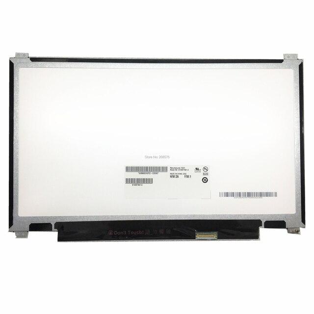 """Free shipping B133XTN01.6 N133BGE E31 N133BGE EAB HB133WX1 402 13.3""""slim 1366*768 EDP 30pins Laptop LCD SCREEN"""