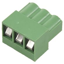 10 Pairs AC 300V 10A 5.08mm Pitch 3 Pin Screw Pluggable Terminal Block цены