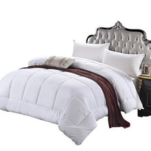 Hotel Collection 1500 Series - Luxury Duvet Insert Goose Down Alternative Comforter 23(China)