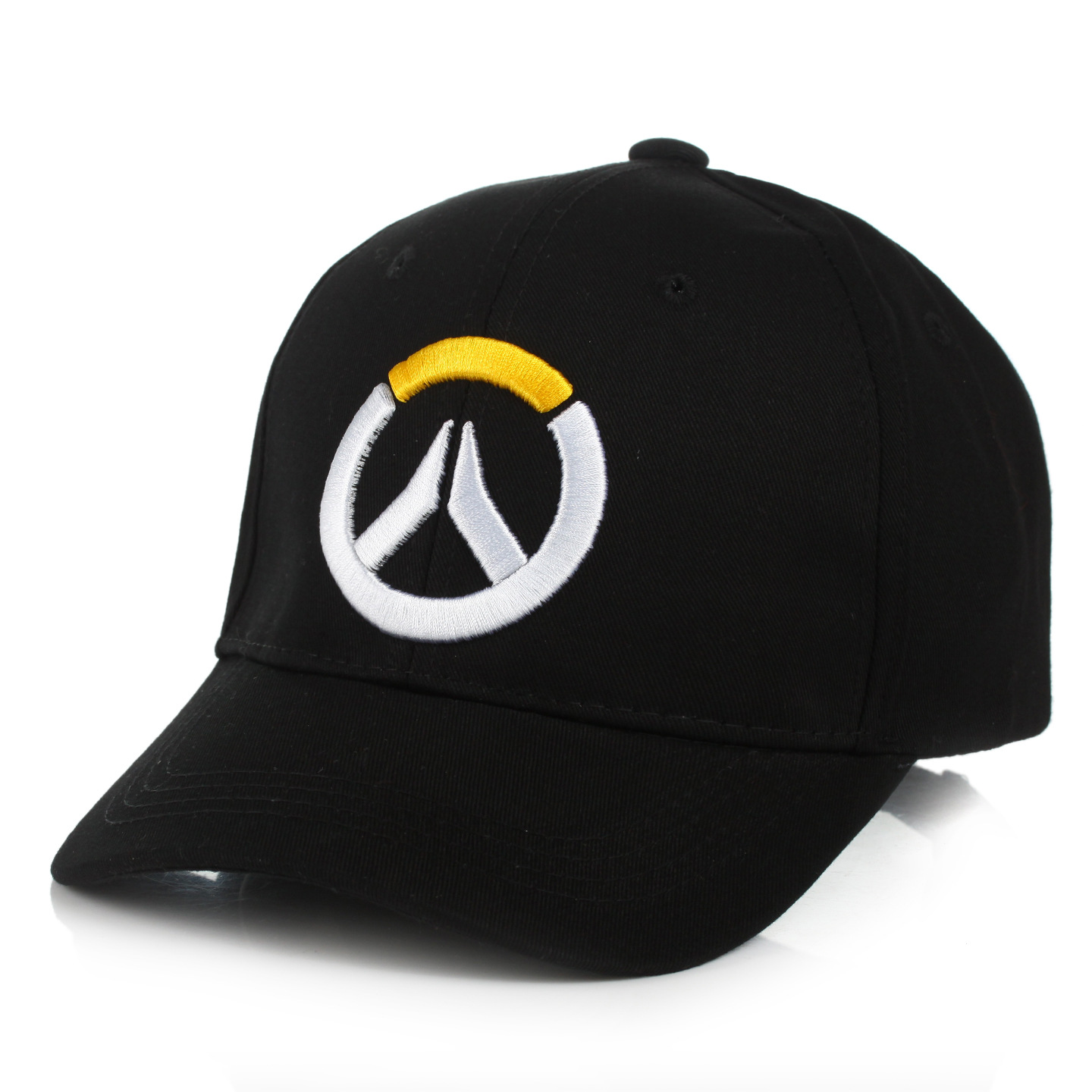 Men's Overwatch Snapback   Cap   Adjustable OW Embroidery   Baseball   Hat for Fans Outdoor Trucker   Cap   with Visors