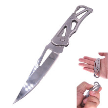 multi tool Box Blade camp Carabiner clip survive sharp cutter Fold Package Open Hang peel cut outdoor Pare razor Fruit Knife